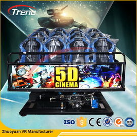 70 PCS 5D Movies + 7 PCS 7D Shooting Games Accurated Platform 5D Cinema With Special Effects