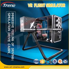 "चीन 40"" TV Display VR Flight Simulator With Advanced Grip Adjustment System फैक्टरी"