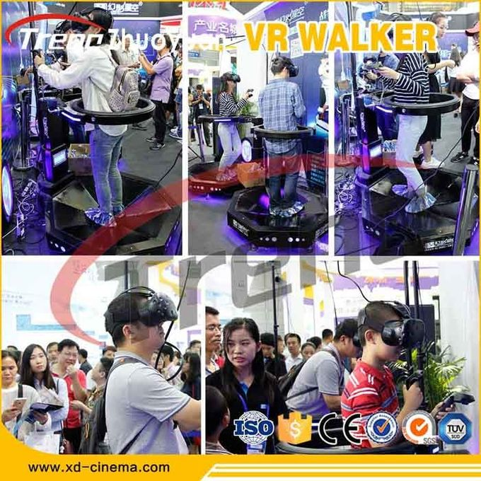 HTC VR Glasses Headset Simulator Virtual Reality Treadmill VR Walker  For Game